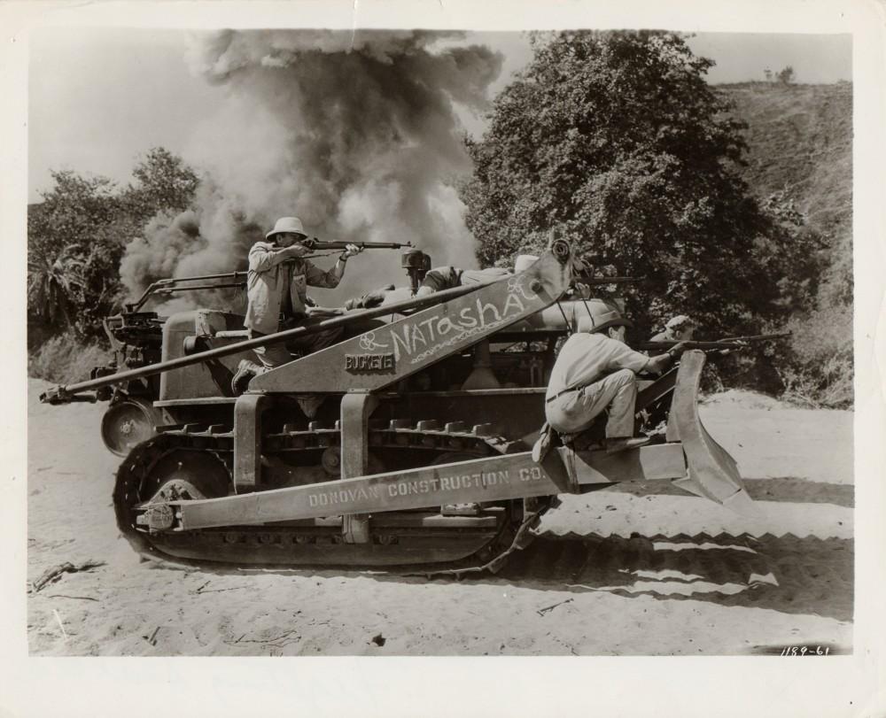 Alerte aux Marines - The Fighting Seabees - 1944 Duke_206