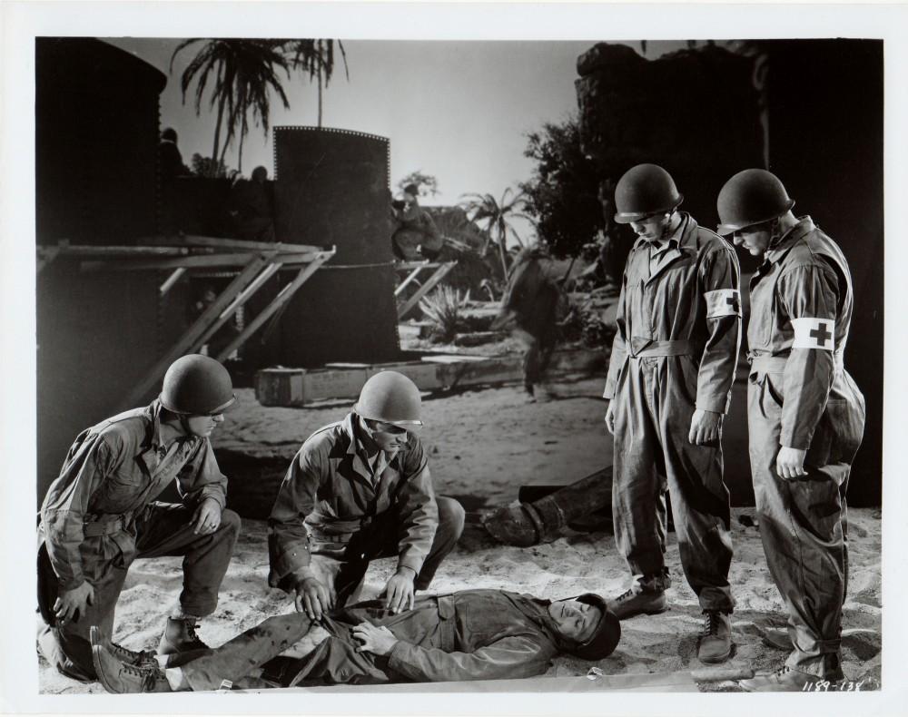 Alerte aux Marines - The Fighting Seabees - 1944 Duke_207