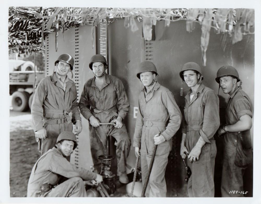 Alerte aux Marines - The Fighting Seabees - 1944 Duke_212