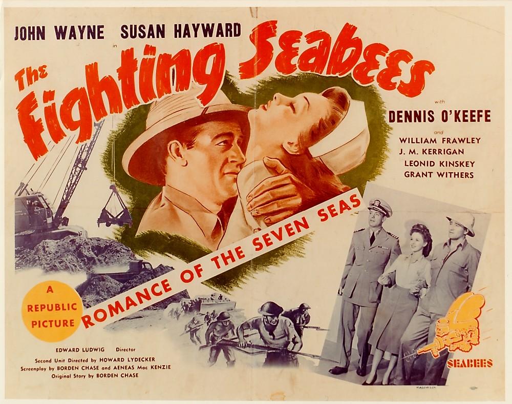 Alerte aux Marines - The Fighting Seabees - 1944 Duke_261