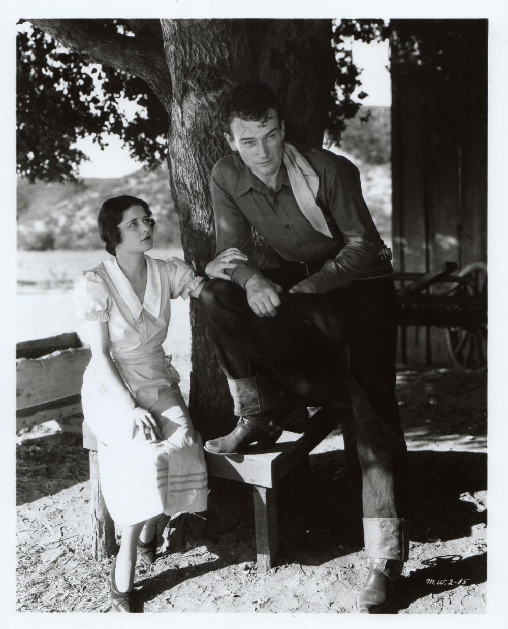 Sagebrush Trail (Justice pour un innocent) 1933 Duke_c57