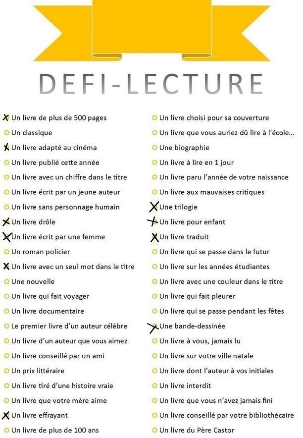Défi Lecture Dyfi11