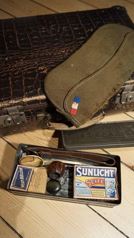 Le petit matériel du soldat français de 1939 Retour14