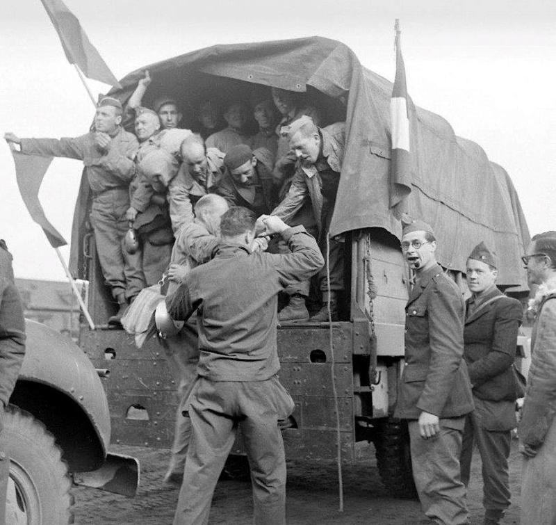 Le petit matériel du soldat français de 1939 Retour15
