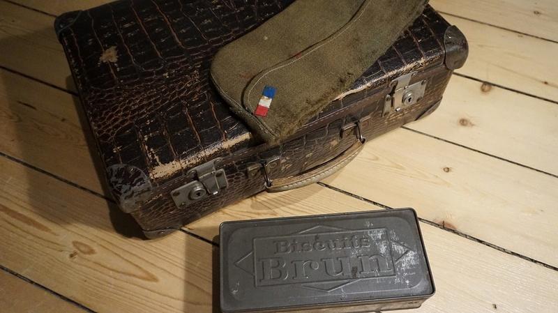 Le petit matériel du soldat français de 1939 Retour16