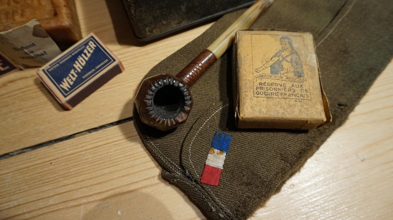 Le petit matériel du soldat français de 1939 Retour20
