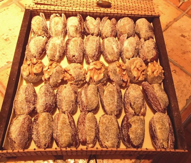Le massepain (pâte d'amance) Pc190012