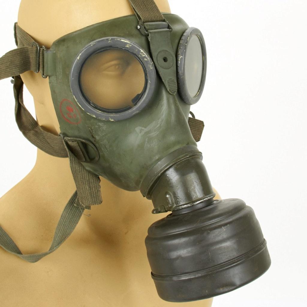 Masque a gaz allemand  Gg193810