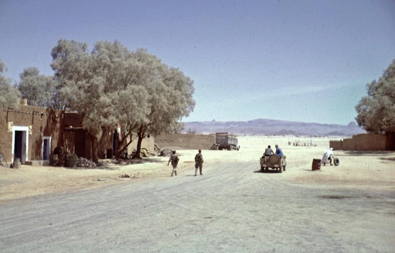 25 mars 1962 à Tamanrasset, récit et reportage. 1962-t30