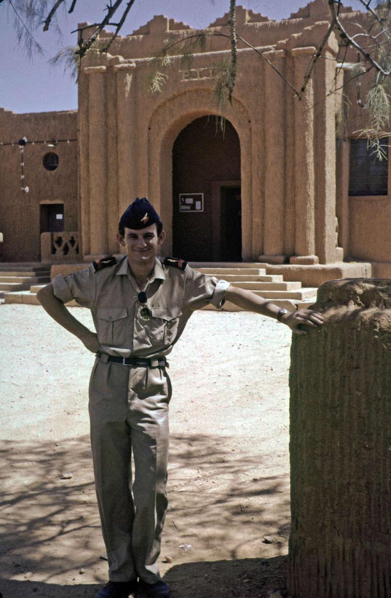 25 mars 1962 à Tamanrasset, récit et reportage. 1962-t35