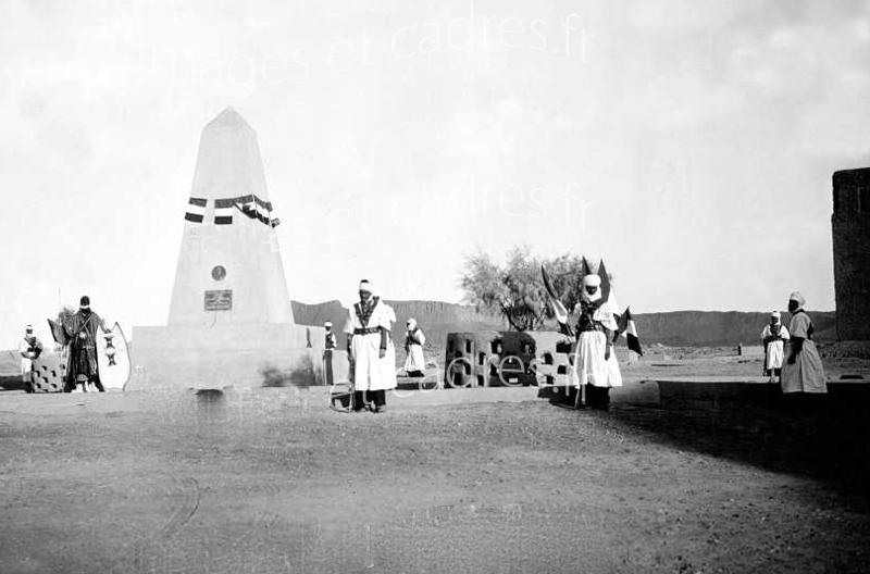 25 mars 1962 à Tamanrasset, récit et reportage. Al045710
