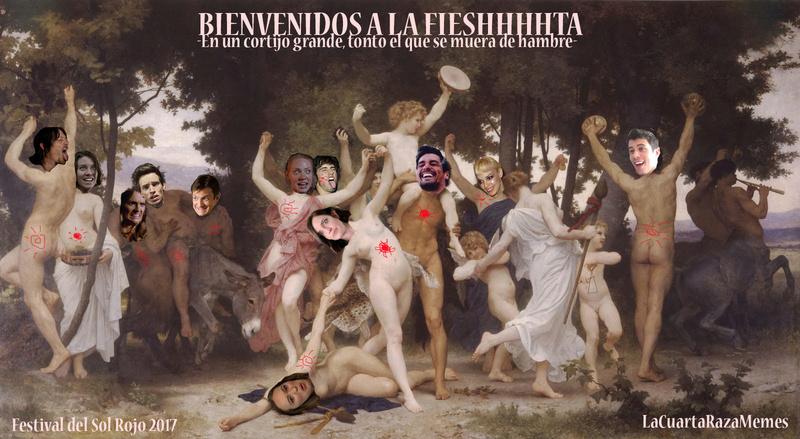 La Cuarta Raza Memes Fiesta10