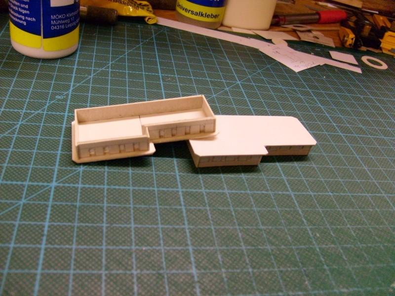 LKW TATRA 813 6x6 M1:20 Eigenbau gebaut von klebegold 18k10
