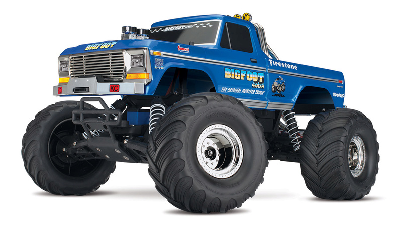 [NEW] Bigfoot N°1 par Traxxas 36034-10