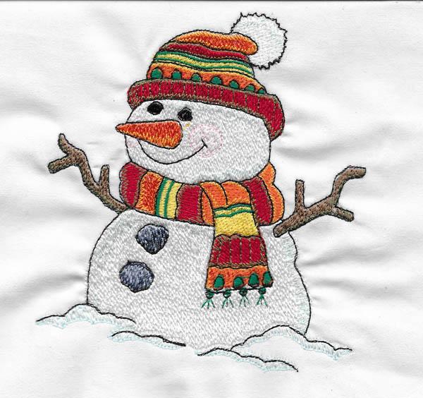 Les broderies déjà terminées pour Noël 2016 ................... 03-bdn10