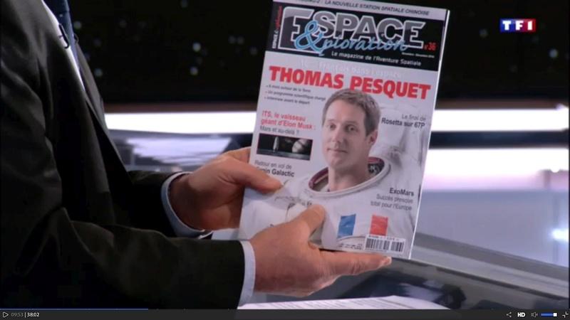 Espace & Exploration n°36 Presse10