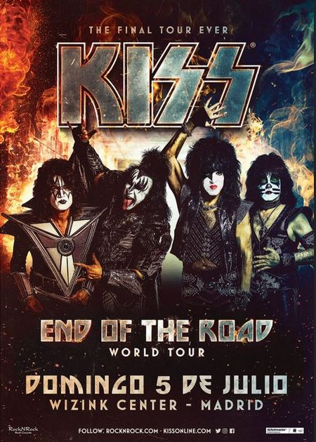 captur15 - KISS Wizink Center de Madrid (Concierto) [5/7/2020]