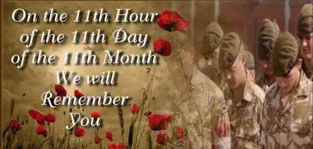 Veteran's Day/Remembrance Day Rat110