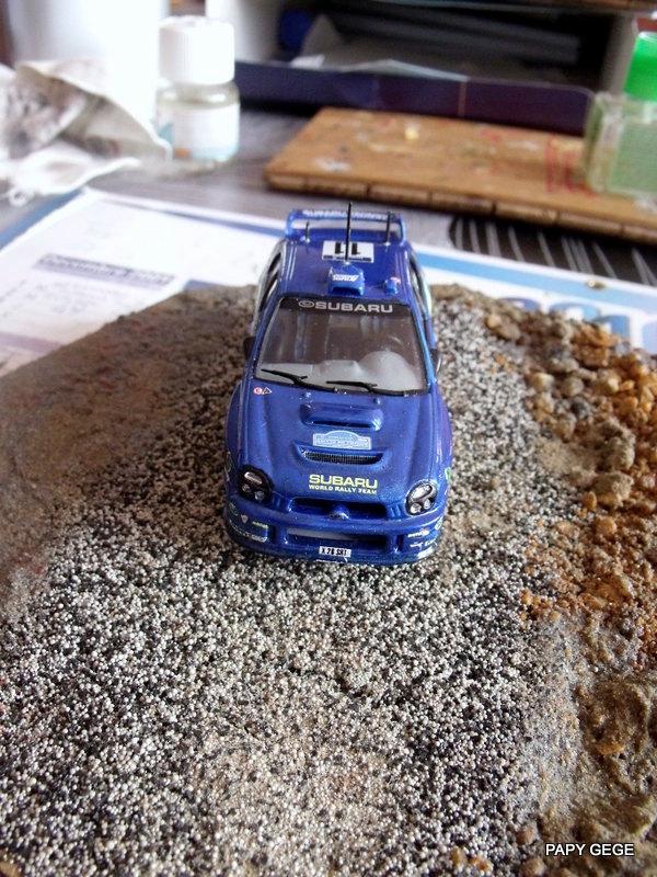 Rallye championship Subaru WRC / Xara WRC / 307 WRC 1/43 HELLER 14-14-10