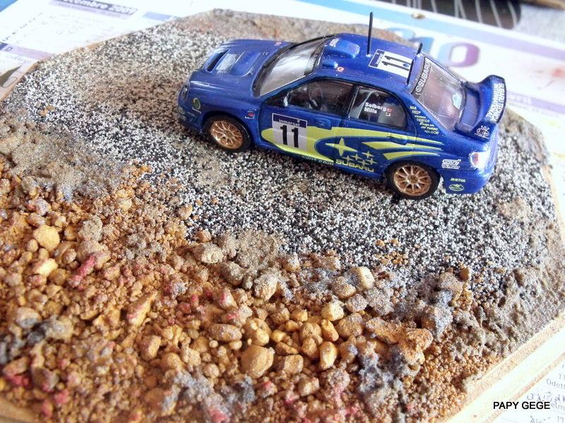 Rallye championship Subaru WRC / Xara WRC / 307 WRC 1/43 HELLER 15-15-10