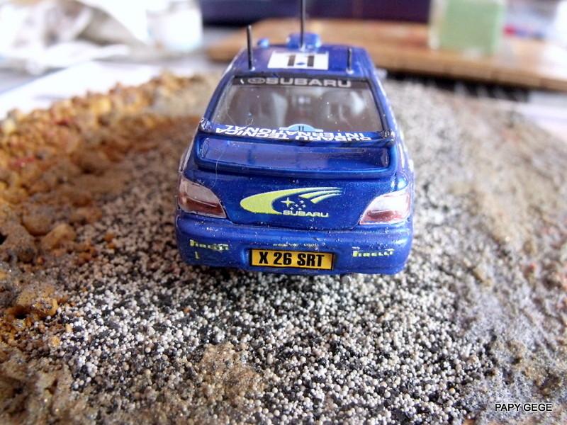 Rallye championship Subaru WRC / Xara WRC / 307 WRC 1/43 HELLER 16-16-10