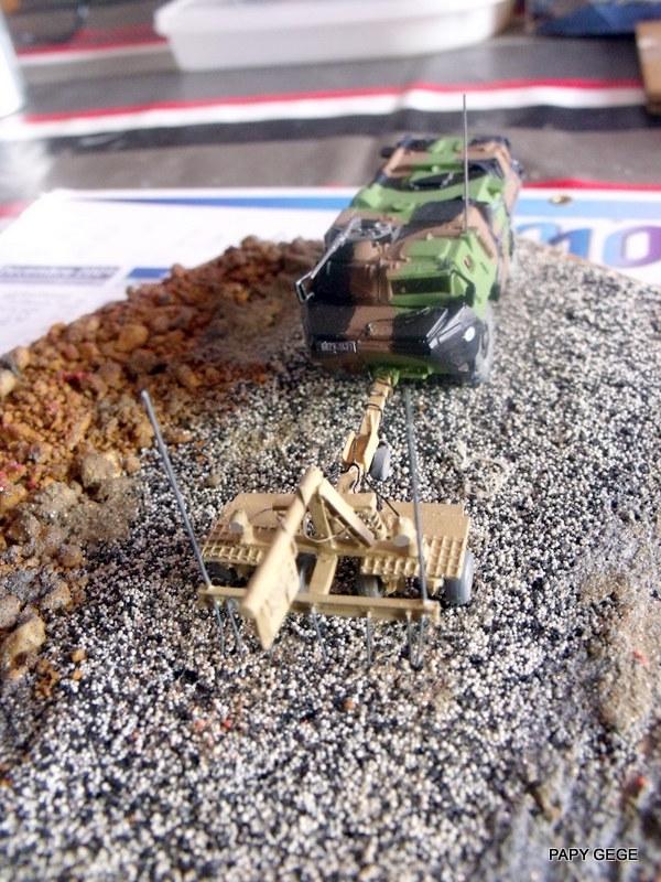 VABS SANITAIRE  SYRACUSE VIB LEMIR ELI LINX  MORTIER OPEX en scratch base Heller au 1/72 - Page 3 33-dsc11