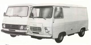 Le Forum Peugeot J9 et J7