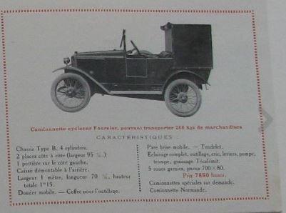 Cyclecar utilitaire - Page 2 Fourni10