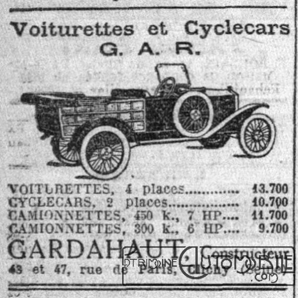 Cyclecar utilitaire - Page 2 Gardah10