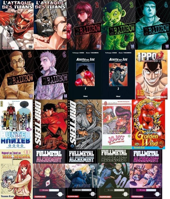 Vos derniers achats en mangas et animés - Page 23 Sans-t10
