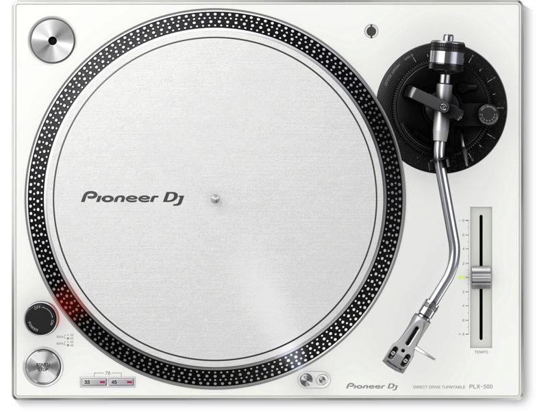 Attrezzatura per DJ (vinile) amatoriale semiprincipiante Plx-5011