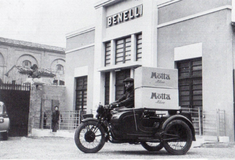 Benelli -PANETONE  Benell10