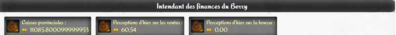[RP] Bureau de l'Intendance aux Finances du Berry 05-01-10