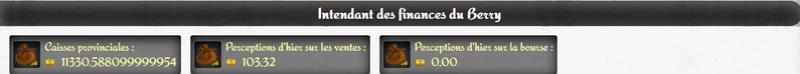 [RP] Bureau de l'Intendance aux Finances du Berry 07-01-10