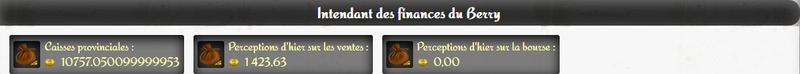 [RP] Bureau de l'Intendance aux Finances du Berry Financ17