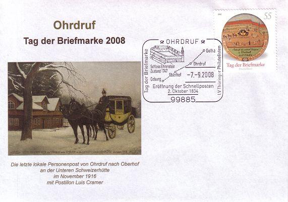 Tag der Briefmarke 2008 Pic00132