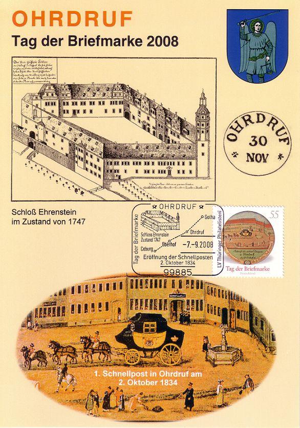 Tag der Briefmarke 2008 Pic00312