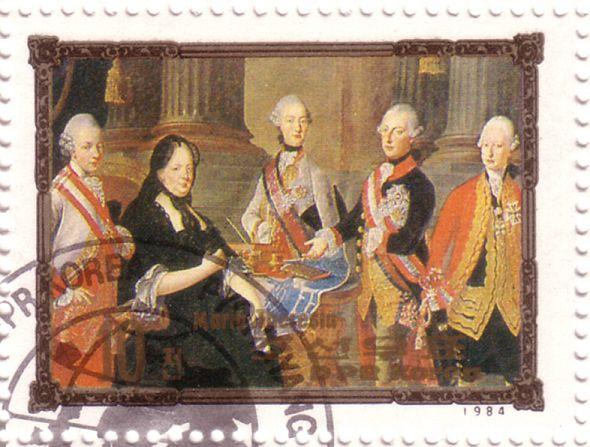 Die Kaiserin und die Postreform Pic01010