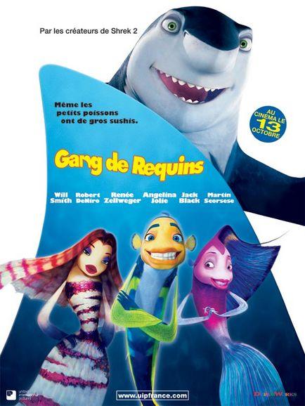 Gang de requins 18384710