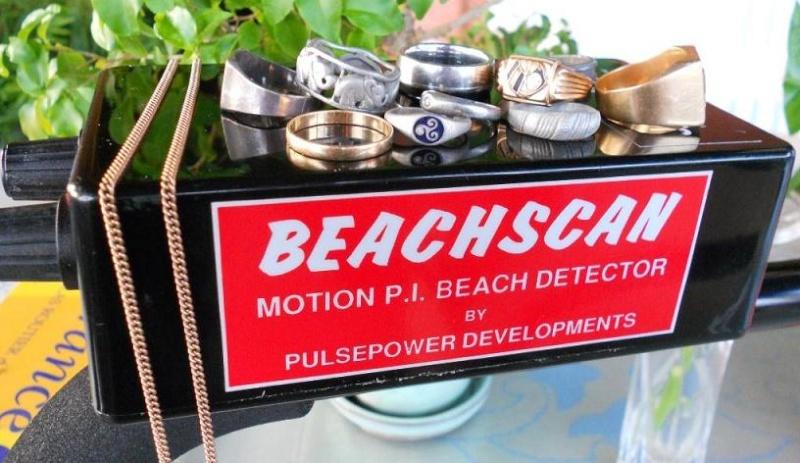 PI PULSE POWER Beachscan Beachs10