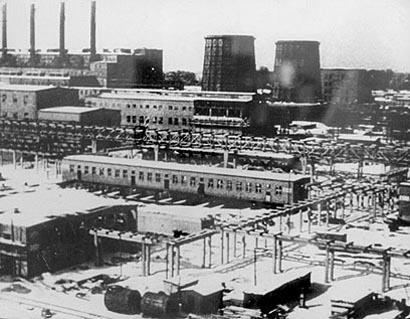 Les camps de concentration / extermination nazis Monowi10