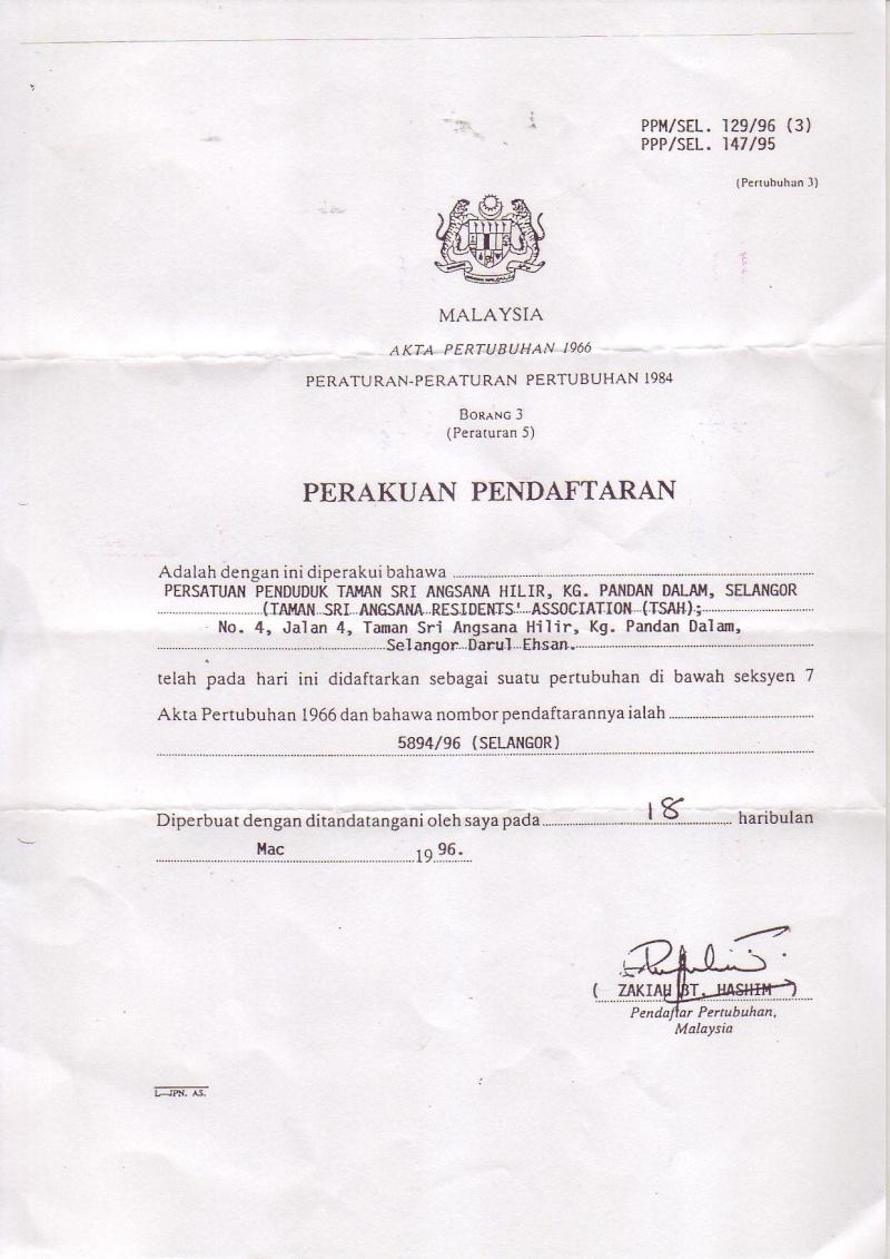 TSAH registration Tsah_r10