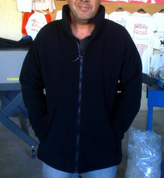 Veste polaire et sweat polaire pour l'hiver -110