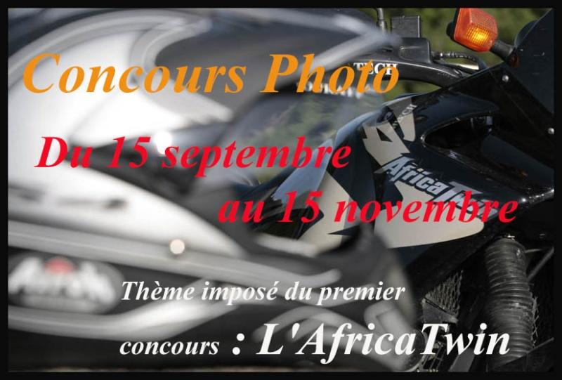 Concours photos : le thème, l'AfricaTwin Concou10