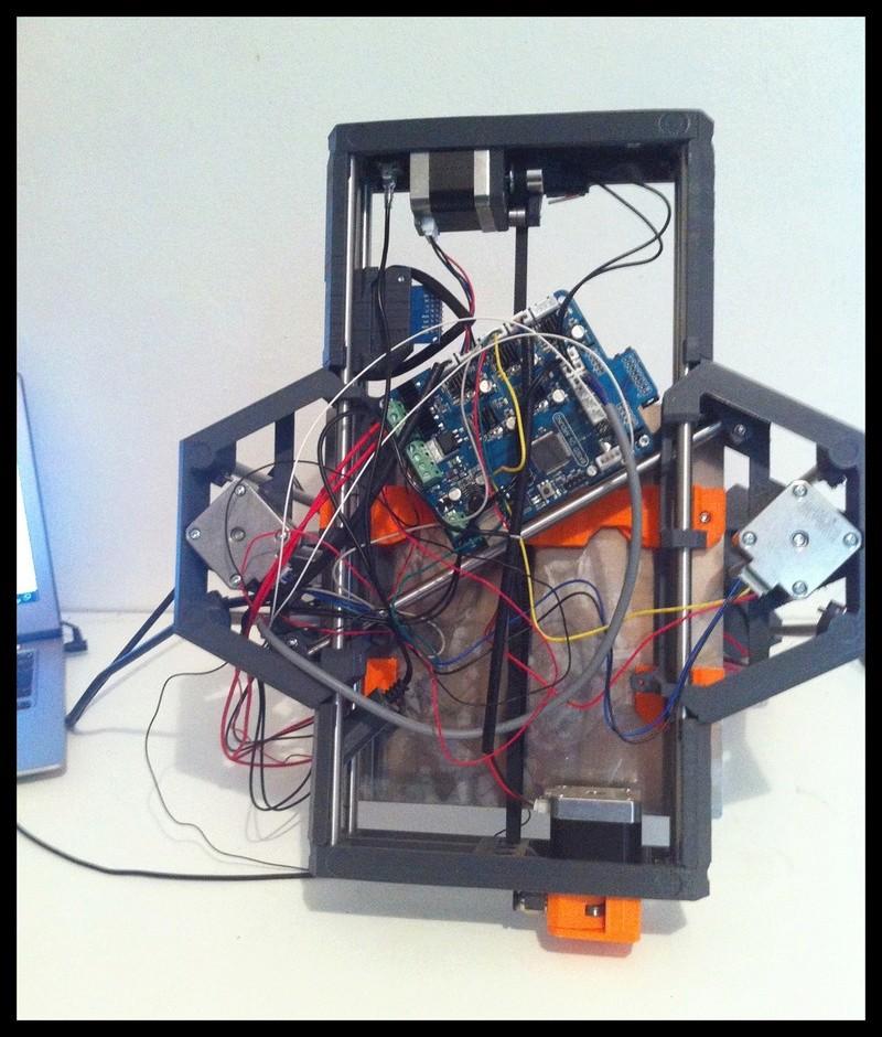 Tuyau en impression 3D Imprim12