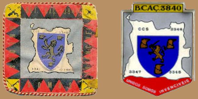 Faleceu o veterano José Guilherme Lisboa, 1.º Cabo Escriturário, da CCac3346/BCac3840 - 31Out2016 A_bcac10