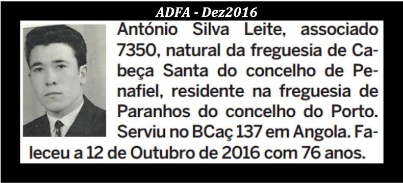 Notas de óbito publicadas no jornal «ELO» do mês de Dez2016 da ADFA Antyni11