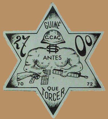 Mensagem do veterano Albino Almeida da Piedade, da CCac2700/BCac2912/CTIG Ccac2711