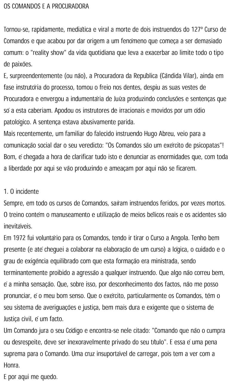 «Os Comandos e a Procuradora» Comand10