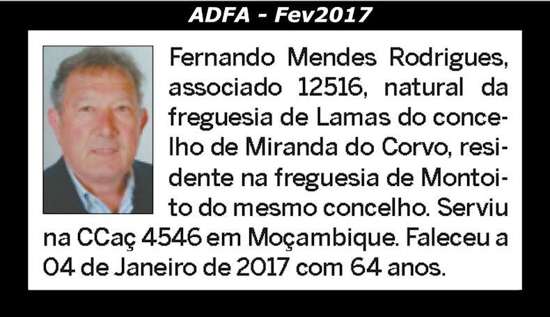 Notas de óbito publicadas no jornal «ELO» da ADFA, do mês de Fev2017 Fernan11
